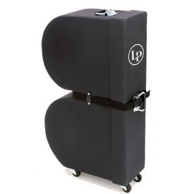 LP LP LP Series Road Ready Timbale Case Black LP520