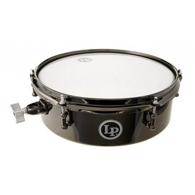 LP LP LP Series Timbale 4X12 Black Nickel Black Nickel LP812-BN