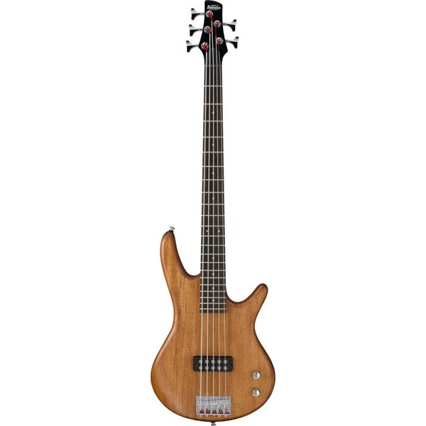 Ibanez Ibanez GSR105EXMOL Gio Soundgear 5-String Electric Bass Guitar Mahogany Oil