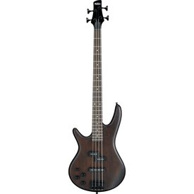 Ibanez Ibanez GSR200BLWNF Gio Soundgear Left-Handed Electric Bass Guitar Walnut Flat