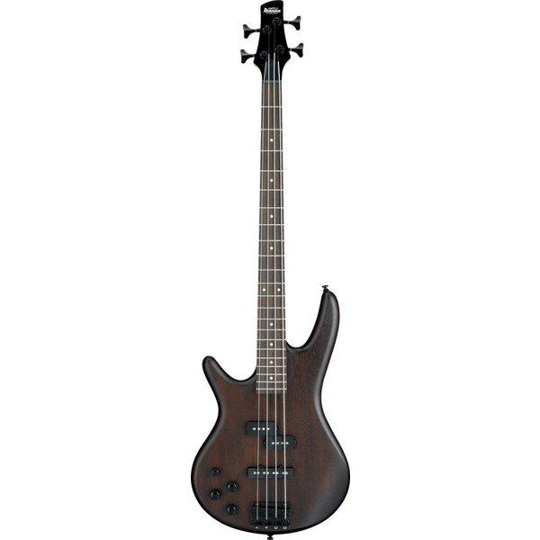 Ibanez Ibanez GSR200BLWNF Gio Soundgear Left-Handed Electric Bass Guitar Walnut Flat