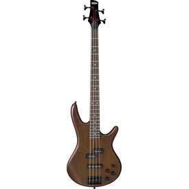 Ibanez Ibanez GSR200BWNF Gio Soundgear Electric Bass Guitar Walnut Flat