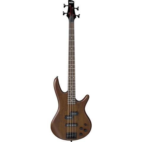 Ibanez GSR200BWNF Gio Soundgear Electric Bass Guitar Walnut Flat