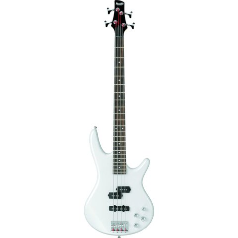 Ibanez GSR200PW Gio Soundgear Electric Bass Guitar Pearl White