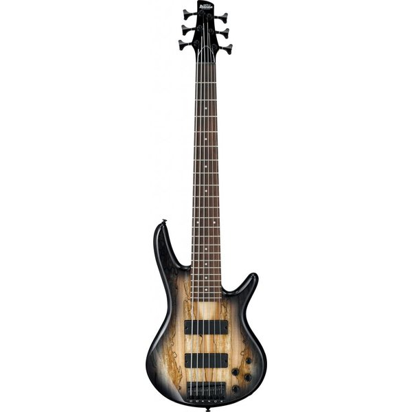 Ibanez Ibanez GSR206SMNGT Gio Soundgear 6-String Elect Bass Guitar Natural Gray Burst