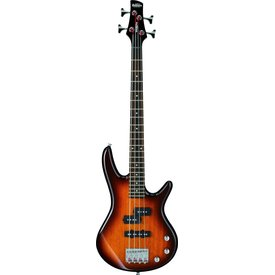 Ibanez Ibanez GSRM20BS Gio Soundgear Mikro 3/4 Size Electric Bass Guitar Brown Sunburst