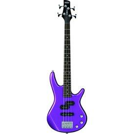 Ibanez Ibanez GSRM20MPL Gio Soundgear Mikro 3/4 Size Elec Bass Guitar Metallic Purple