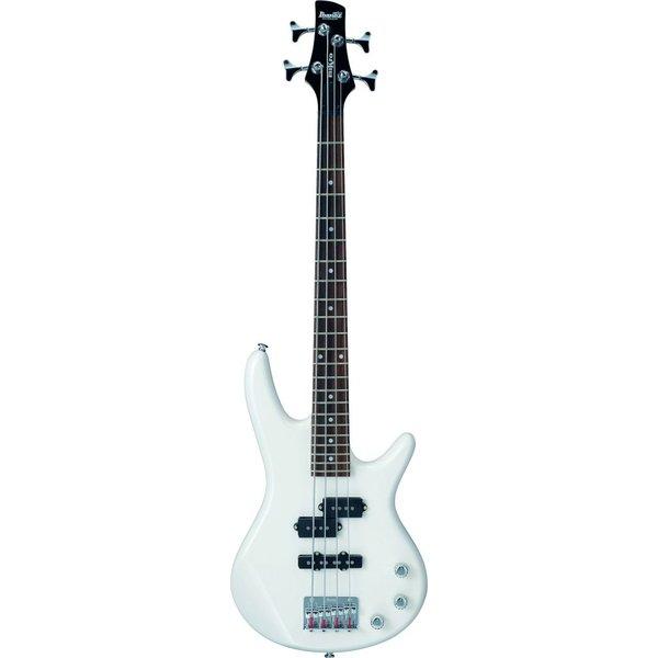 Ibanez Ibanez GSRM20PW Gio Soundgear Mikro 3/4 Size Electric Bass Guitar Pearl White