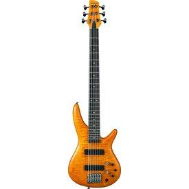 Ibanez Ibanez GVB1006AM Gerald Veasley Sig Model Electric Bass Guitar Wenge w Case