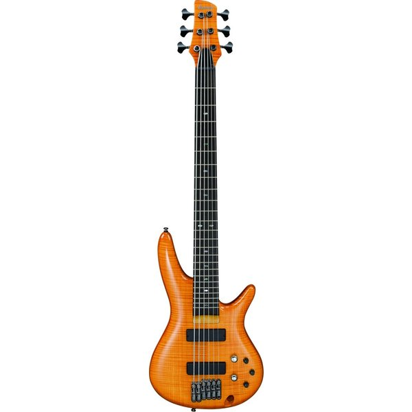 Ibanez Ibanez GVB36AM Gerald Veasley Signature Model Electric Bass Guitar Wenge