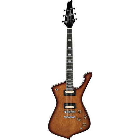 Ibanez IC520VBS X-Series Iceman Electric Guitar Vintage Brown Sunburst