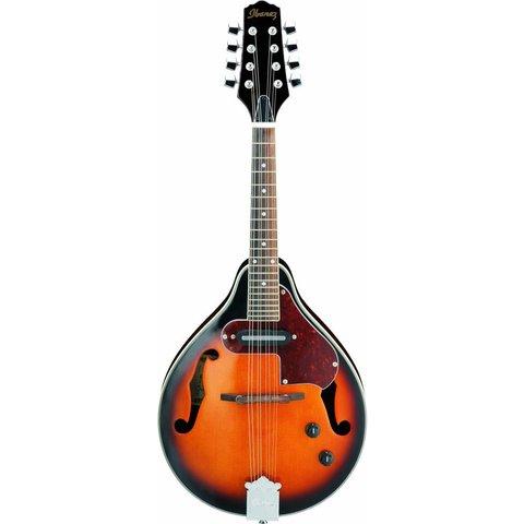 Ibanez M510EBS FM A-Style Acoustic Electric Mandolin Brown Sunburst