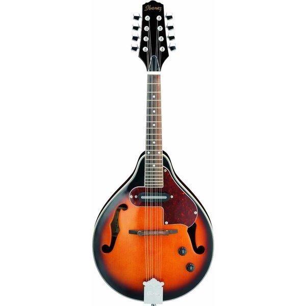 Ibanez Ibanez M510EBS FM A-Style Acoustic Electric Mandolin Brown Sunburst