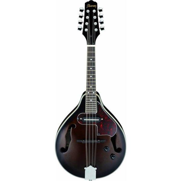 Ibanez Ibanez M510EDVS FM A-Style Acoustic Electric Mandolin Dark Violin Sunburst