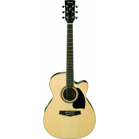 Ibanez PC15ECENT Performance Grand Concert Acoustic Electric Guitar Natural