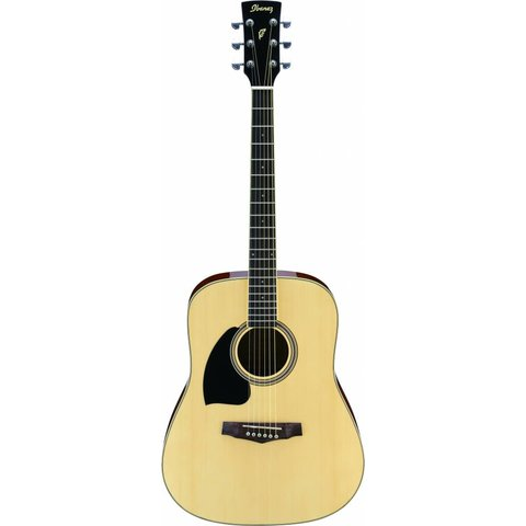 Ibanez PF15LNT Performance Left-Handed Acoustic Guitar Natural