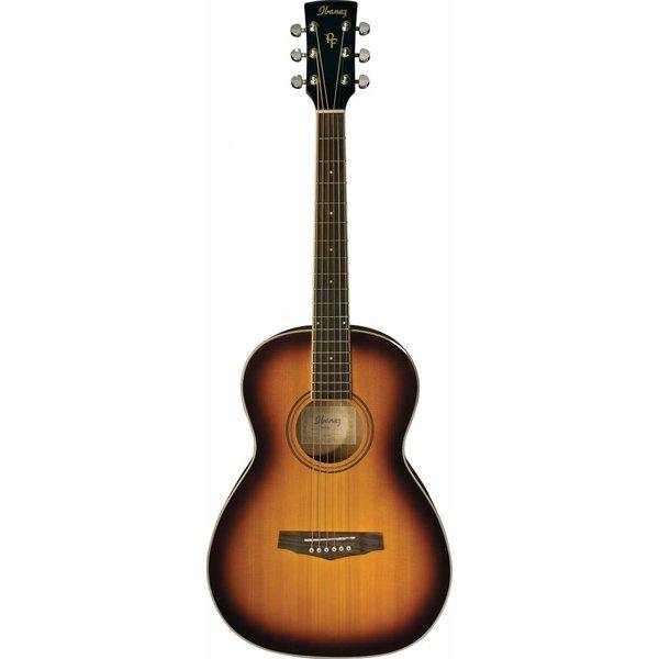 Ibanez Ibanez PN15BS Performance Acoustic Parlor Guitar Vintage Sunburst S/N 181005390