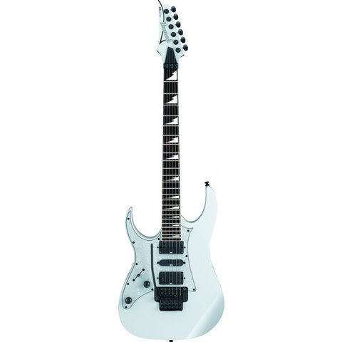 Ibanez RG450DXBWHL RG Left-Handed Electric Guitar White
