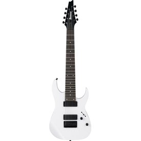 Ibanez Ibanez RG8WH RG 8-String Electric Guitar White