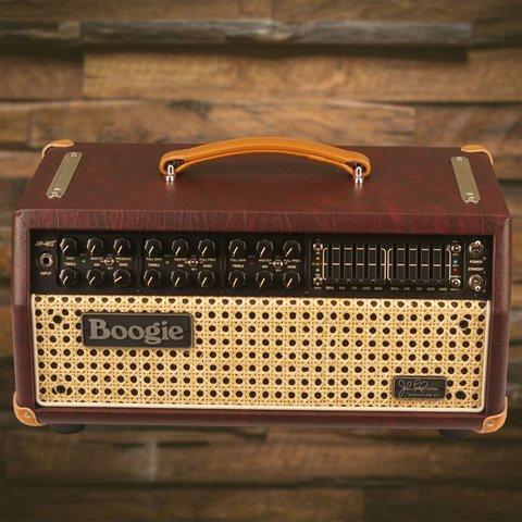 Mesa Boogie JP-2C Head Wine Taurus Custom Build