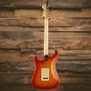 American Elite Stratocaster, Maple Fingerboard, Aged Cherry Burst (Ash)