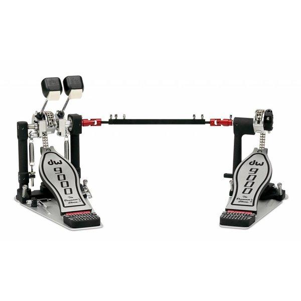 DW DW 9000 Series Double Pedal W/ Bag, Lefty