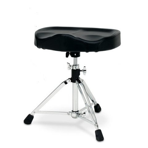 DW 9000 Series Heavy Duty Throne W/Motorcycle Seat Top