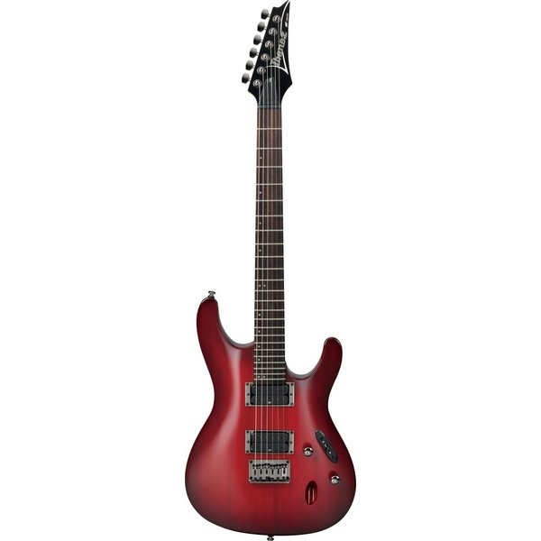 Ibanez Ibanez S521BBS S Series Electric Guitar Blackberry Sunburst