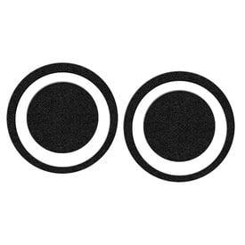 DW DROPSHIP DW Black Eye Impact Pad, Pair