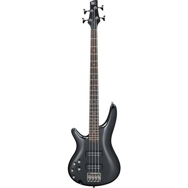Ibanez Ibanez SR300ELIPT SR Soundgear Left-Handed Electric Bass Guitar Iron Pewter