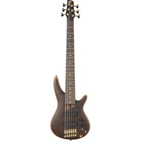 Ibanez Ibanez SR5006OL SR Soundgear Prestige 6-String Electric Bass Guitar Oil w/Case