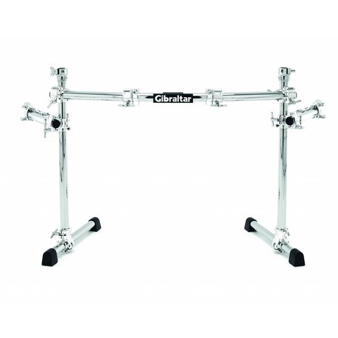 Gibraltar Chrome Curved Rack W/Wings