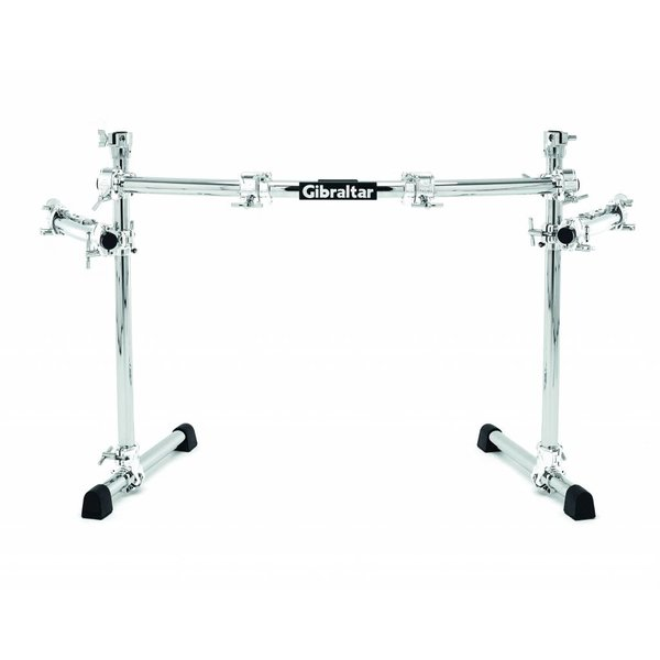 Gibraltar Gibraltar Chrome Curved Rack W/Wings