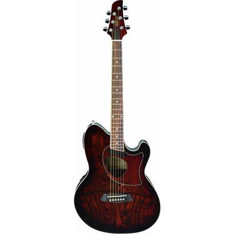 Ibanez TCM50VBS Talman Acoustic Electric Guitar Vintage Brown Sunburst