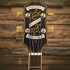 Epiphone EBD2VSNH1 De Luxe Classic Acoustic Electric Bass Vintage Sunburst