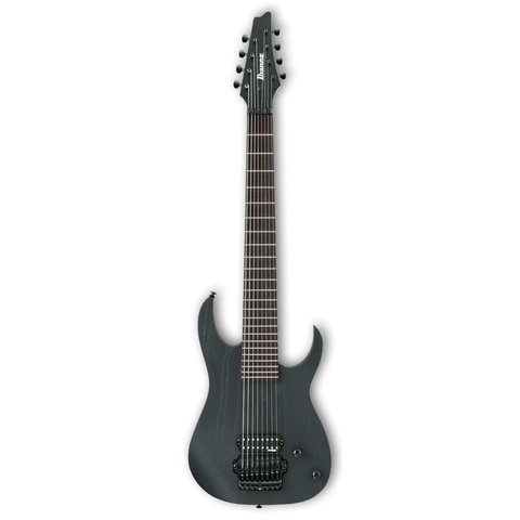 Ibanez M80MWK Meshuggah Signature Model 8-String Electric Weathered Black w/Case
