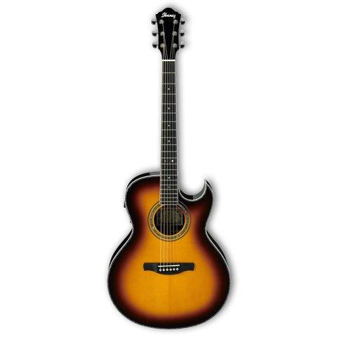 Ibanez JSA20VB JSA Joe Satriani Signature Model Acoustic Tobacco Sunburst