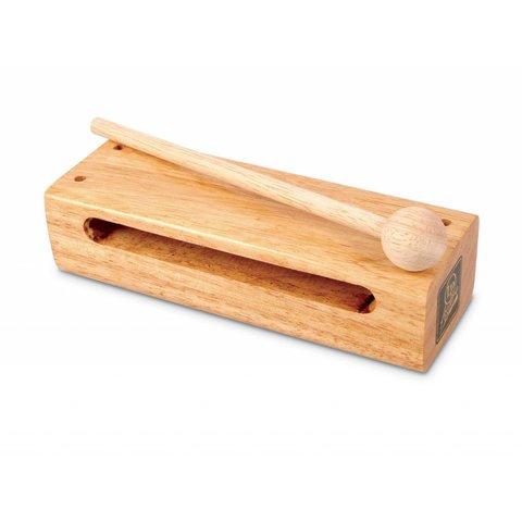 LP Aspire Large Wood Block w/ Striker