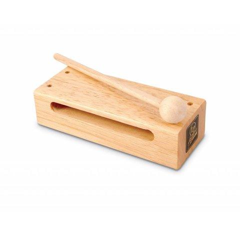 LP Aspire Small Wood Block w/ Striker