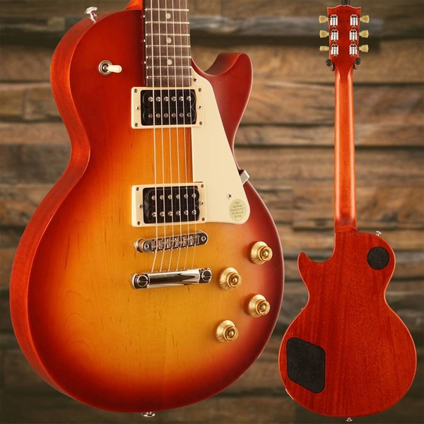 Gibson Gibson LPTR19WSNH1 Les Paul Studio Tribute 2019 Satin Cherry Sunburst