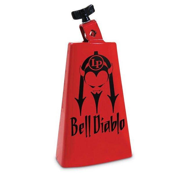 LP LP Bell Diablo Cowbell, 1/2In Mount