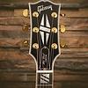 Gibson Custom Shop Les Paul Custom White Scorpion Gold Hardware w Case