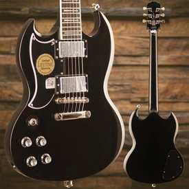 Epiphone Epiphone EGTILEBNH3 Limited Edition Tony Iommi SG Signature Guitar Lefty