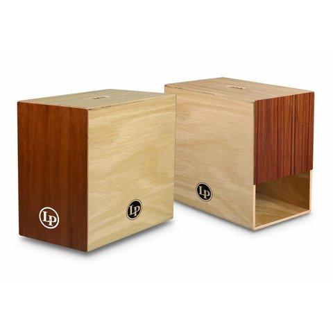LP Peruvian Solid Wood Ultra Bass Cajon w/ Bag