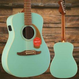 Fender Malibu Player, Aqua Splash SN/IWA1810932