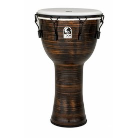 Toca Toca Freestyle 2 Mechanically Tuned Djembe 14'' Spun Copper w/ Bag