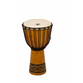 Toca Toca Origins Wood Djembe 10'' Celtic Knot Finish