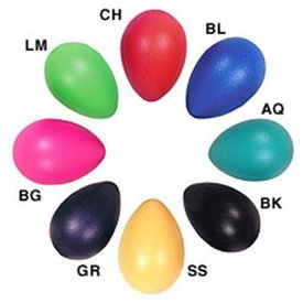 LP LP Latin Percussion Rhythmix Eggs