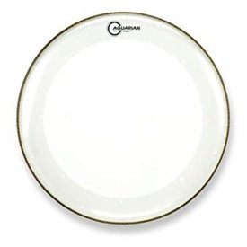 Aquarian Aquarian FB22 22'' Clear Bass Batter Head & KP1 22'' Drumhead