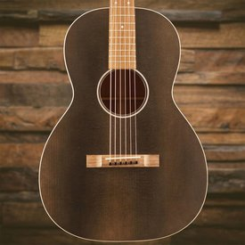 Martin Martin 00-17S Black Smoke w/ Hard Case